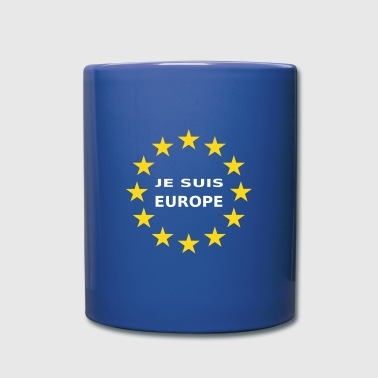 Je Suis Europe - Full Colour Mug