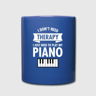 Therapy - Piano - Mok uni