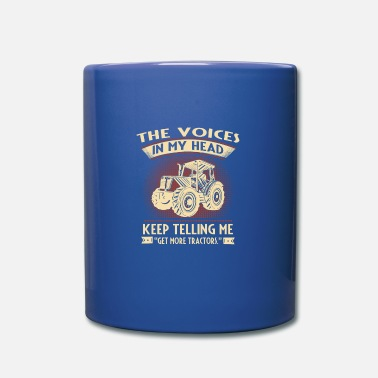 The Voices In My Head Keep Telling Me Get More - Mug