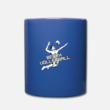 Volley Beach volley - beach volley - volley - Mug