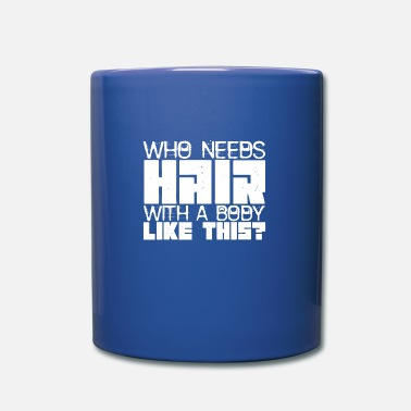 Haired hair - Mug