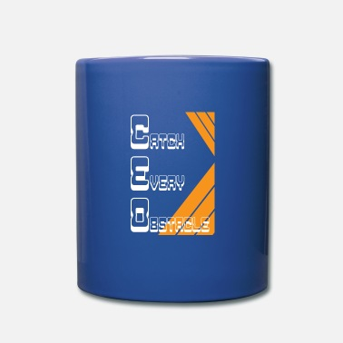 Obstacles obstacle - Mug