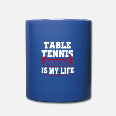 table tennis - Mug