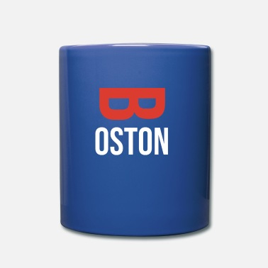 Boston Marathon Boston USA Boston America Boston - Full Colour Mug