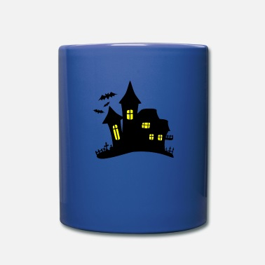 Haunted House haunted house haunted house - Full Colour Mug