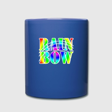 Rainbow rainbow - Full Colour Mug