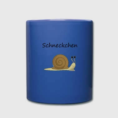 Snail Snail snails - Full Colour Mug