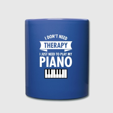 Therapy - Piano - Tazza monocolore