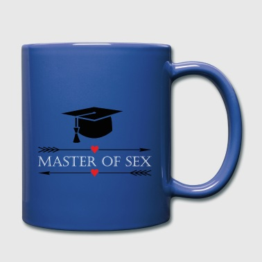 Master of Sex - Tasse einfarbig