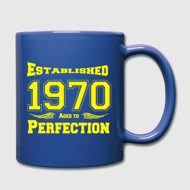 1970 Established - Tasse einfarbig