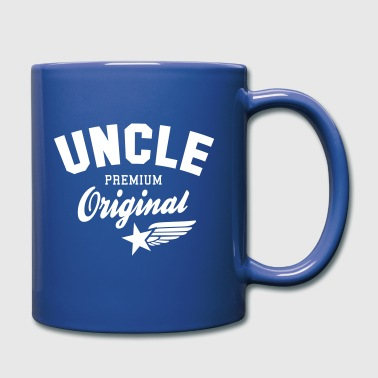 original premium uncle - Tasse einfarbig