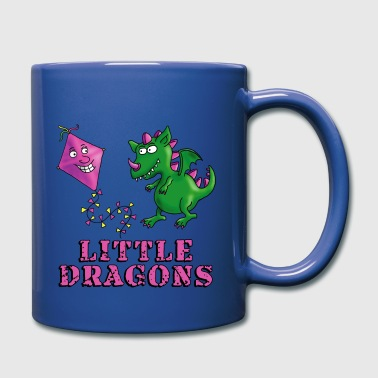 dragon_and_dragon_05201602 - Tasse einfarbig