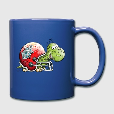 Football Tortue - Mug uni