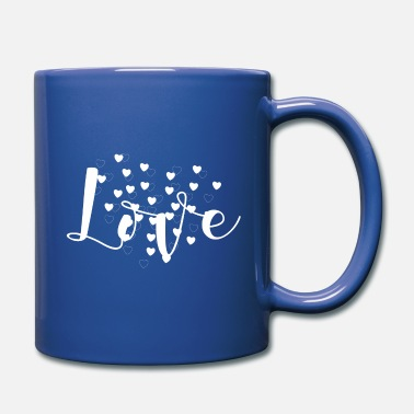 Affeto Love makes multiple hearts beat. Celebrate it today - Mug