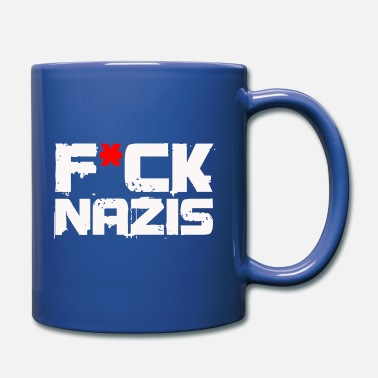 Nazi Anti Nazi - Taza de un color
