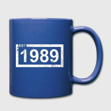 1989 - Taza de un color