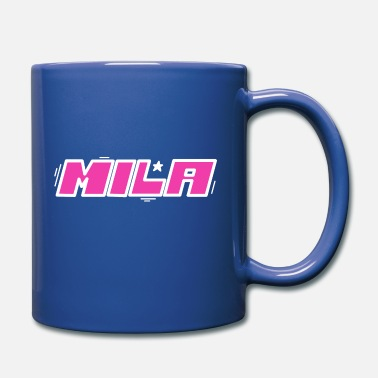 First Name Mila first name name - Mug