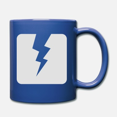 Lightning lightning - Full Colour Mug