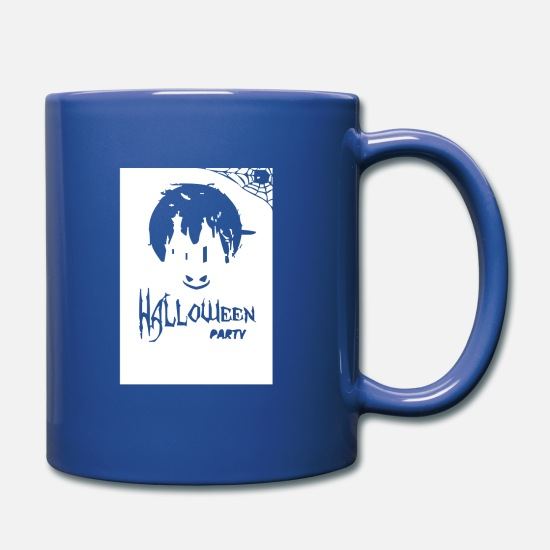 Gift Tassen & Becher - Halloween Party - Tasse Royalblau