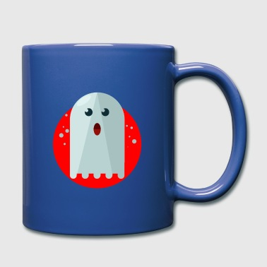 Ghost Ghost Ghost Ghost Halloween - Full Colour Mug