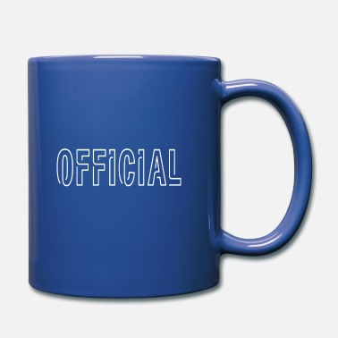 Official Person Official - Full Colour Mug