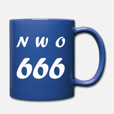 New World Order NWO 666 (New World Order) - Mugg