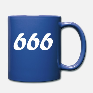 666 666 - Full Colour Mug