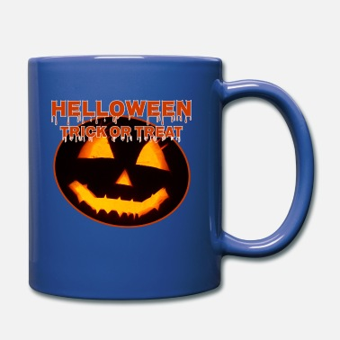 helloween trick or treat - Tasse