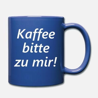 ich möchte einen kaffee bitte