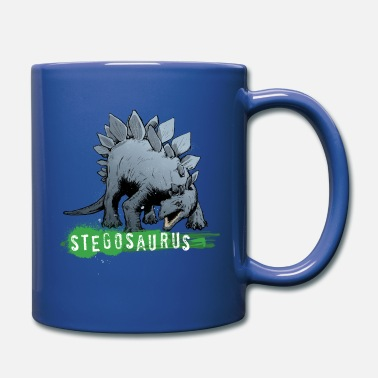 Officialbrands Animal Planet Stegosaurus - Yksivärinen muki