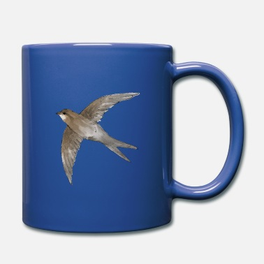 Schnell Fliegen Common Swift am Himmel - Tasse