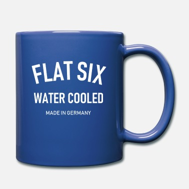 996 Flat Six - Water Cooled - Made in Germany - Boxer - Mug