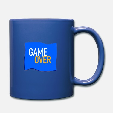 Game Over Game over - Tasse einfarbig