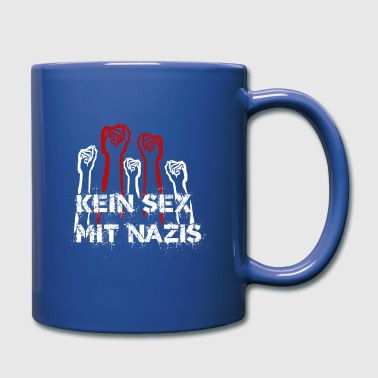 No sex with Nazis - Full Colour Mug