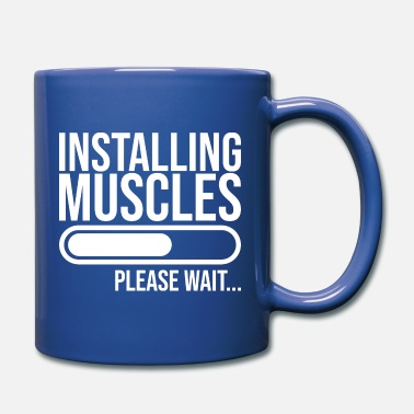 Fitness Funny sayings gift at gym fitness - Mug