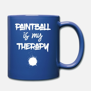Paintball Paintball - Paintballer - Peinture - Thérapie - Mug