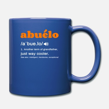 Definition abuelo definition grandmother definition - Mug