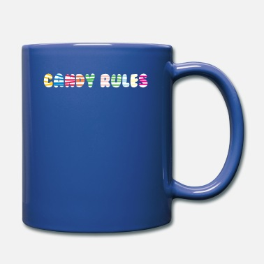 Candy Candy Rules Candy Lolli Candy - Mug