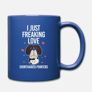 German Shorthaired Pointer Shorthaired German Shorthaired Pointer Shorthaired pointer - Mug