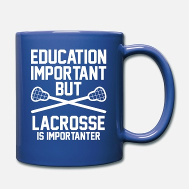 Education Education Education Lacrosse T-Shirt - Mok