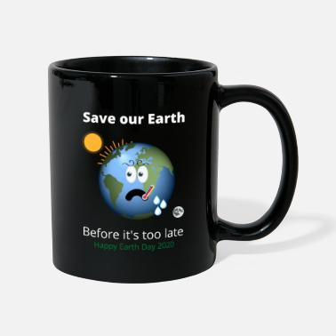 Enviromental Save our Earth - Mug