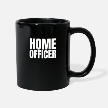 Home Office Man Home officer - Mug