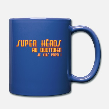 Super Heros au quotidien - Mug