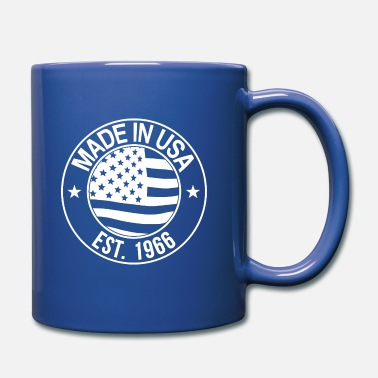 Established Made in usa - Mug uni