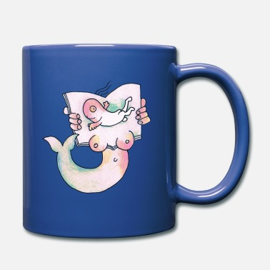 Starbucks Fishporn - Full Colour Mug