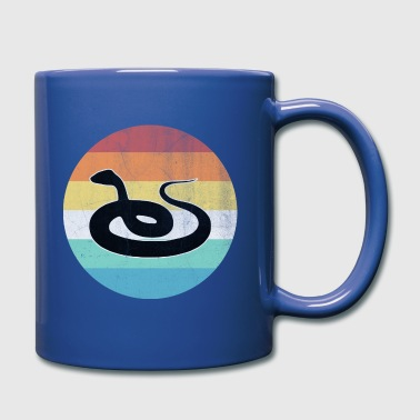 Tongue Snake - Full Colour Mug