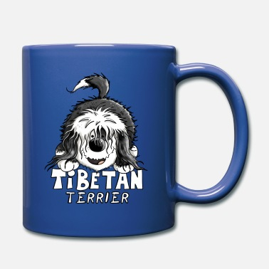 Tibetan Sweet Tibetan Terrier - Full Colour Mug