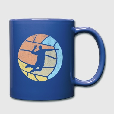 Volleyball Volleyball Vintage - Full Colour Mug