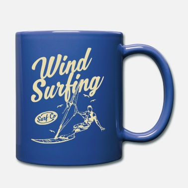 Wind Wind Surfing 1- Wind surfing - Mug
