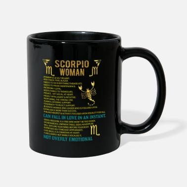 House Ruled Eleventh Scorpio Woman - Mug